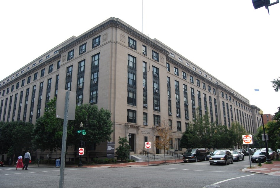 Image:  GSA Headquarters – Washington DC