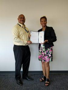Danita Douglas, NOAA PM Support Specialist