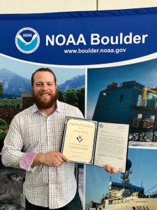 Jeremy Morris, NOAAProgram Support Specialist