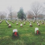 Arlington National Cemetery;  photo cred Emily Wilson