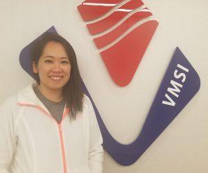 HR Director, Maey Salazar