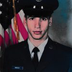 Stephen Mancuso, while serving  in the U.S. Air Force
