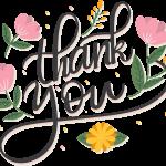 Thank You Vectors by Vecteezy